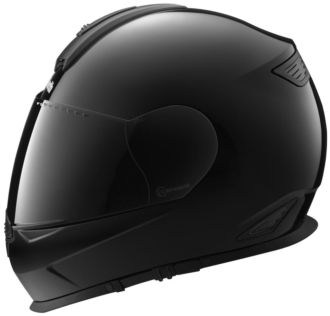 neu schuberth motorradhelm s2 sport schwarz gr l 58 59 helm mit sonnenblende ebay. Black Bedroom Furniture Sets. Home Design Ideas