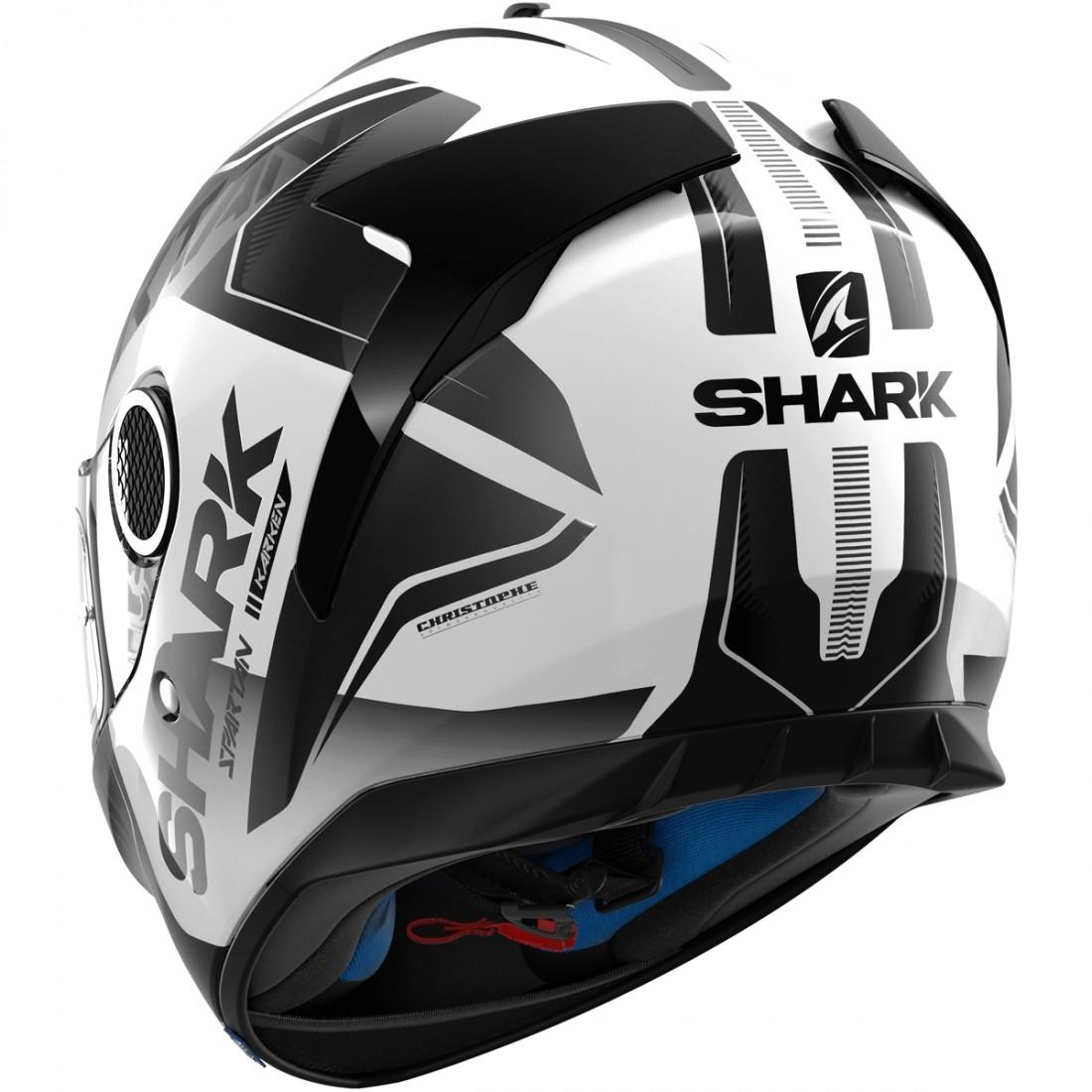 new shark helm spartan karken wei gr l 59 60. Black Bedroom Furniture Sets. Home Design Ideas